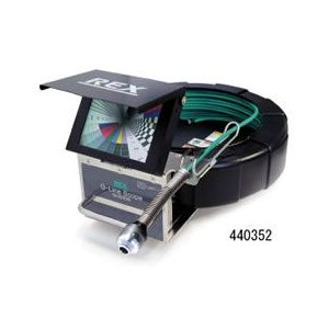 440352 GLS2830-2 GラインスコープII 管内カメラ  レッキス工業 REX 【送料無料】【破格値】|ydirect