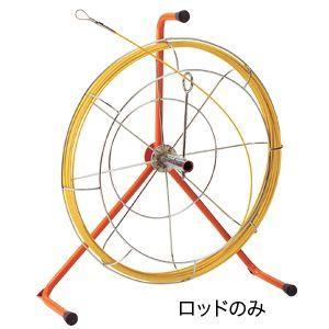 JF-4330 ケーブル索引具 ジョイント釣り名人スリム(リールタイプ) 30m ロッドのみ JEFCOM/DENSAN ジェフコム/デンサン 【送料|ydirect