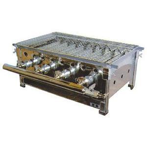 FY-5 焼き物器 ガス式魚焼器 LPガス IKK TKG 3-0509-0705 【送料無料】|ydirect