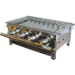 FY-6 焼き物器 ガス式魚焼器 都市ガス IKK TKG 3-0509-0708 【送料無料】|ydirect