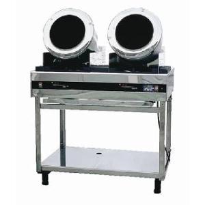 RC-2 グリル ロータリーシェフ LPガス クマノ厨房工業 TKG 3-0522-0201 【送料無料】|ydirect