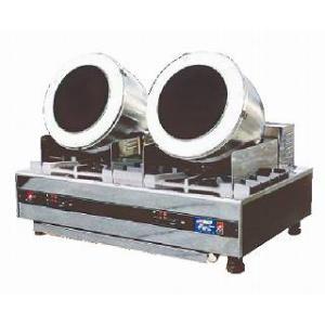 RC-2T グリル ロータリーシェフ 都市ガス クマノ厨房工業 TKG 3-0522-0402 【送料無料】|ydirect