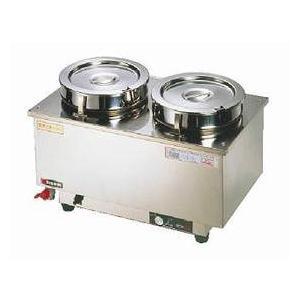ES-4W 電気ウォーマー ES-4W型 (ヨコ型) エイシン TKG 3-0554-0501 【送料無料】|ydirect