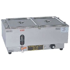 NWL-870WB 電気ウォーマーポット NWL-870WB (ヨコ型) ニッセイ(アンナカ) TKG 3-0554-0801 【送料無料】|ydirect