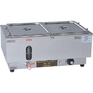 NWL-870WD 電気ウォーマーポット NWL-870WD (ヨコ型) ニッセイ(アンナカ) TKG 3-0554-1001 【送料無料】|ydirect