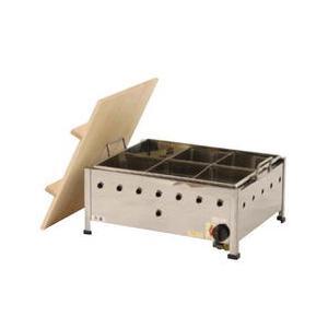 FODB0442 IKKおでん鍋 OA18S(6仕切) 13A     IKK 1103080810  【送料無料】|ydirect