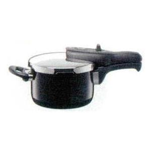 AATN2103  シリット tプラス圧力鍋 2.5L ブラック 正規品/説明書付/メーカー保証付 Silargan(シラルガン)|ydirect