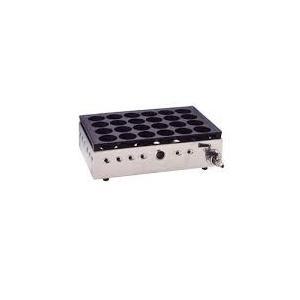 RTKY0201       山岡金属工業 たこ焼器 Y−20B 大玉 LP 山金  11-0682-0901|ydirect