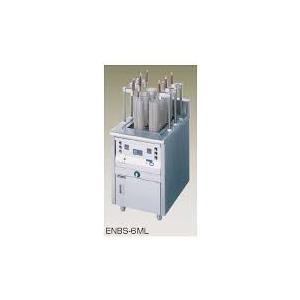 ENBS-6ML ニチワ電機 電気自動スパゲッティボイラー(オートリフトタイプ)