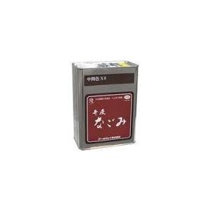 NS-04 なごみ(ベンガラ)中間色  4L  アールジェイ(RJ) 4991254441403|ydirect