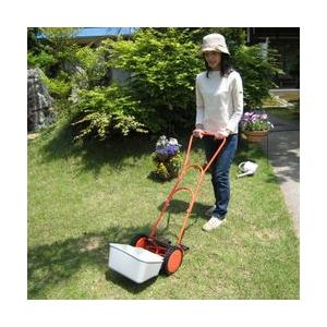 SE-200D 手押し芝刈り機 4571304670047   新栄 【送料無料】|ydirect