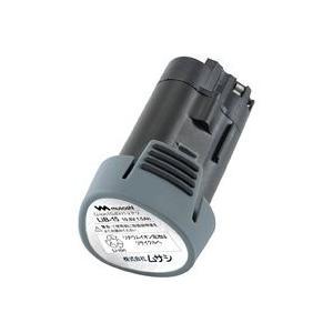 4954849430152 ムサシ LIB-15 ムサシ 替えバッテリー 10.8V|ydirect
