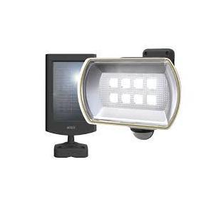 4954849530807 S-80L RITEX 8Wワイドフリーアーム式LEDソーラーライト  ムサシ 限定セール|ydirect