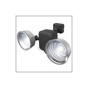 4954849532658 LED-265 RITEX 3Wx2灯フリーアーム式LED乾電池センサーライト  ムサシ|ydirect