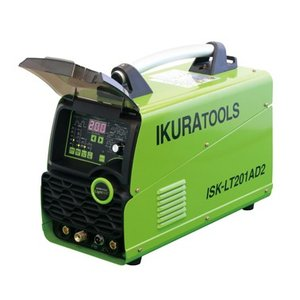 ISK-LT201AD2 育良精機 ライトティグ 100V/200V兼用フルデジタル制御AC/DCパルスTIG溶接機 ydirect