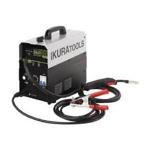 ISK-SA120P 育良精機 インバーター制御直流ノンガス半自動溶接機 スキルアーク|ydirect