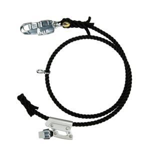 WP-200FCS-BK (メーカー欠品中要納期確認)ジェフコム ワークポジショニング用ロープ  4937897060397 ydirect