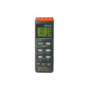 MT-309 デジタルデータロガ温度計(4点式) 【送料無料】 マザーツール MotherTool 4点の温度を同時に表示|ydirect