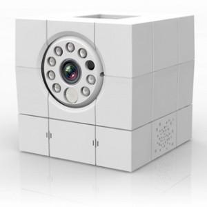 ACC1308A1WH iCam HD 360 あんしんカム 屋内用無線IPカメラ   マザーツール(Mother Tool) 【送料無料】|ydirect