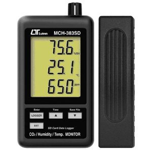 MCH-383SD SDカードデータロガデジタル温湿度・CO2計  MCH383SD  マザーツール MotherTool 【送料無料】|ydirect