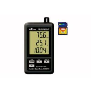 MHB-382SD デジタル温湿度・気圧計 4986702202538 マザーツール(Mother Tool)|ydirect