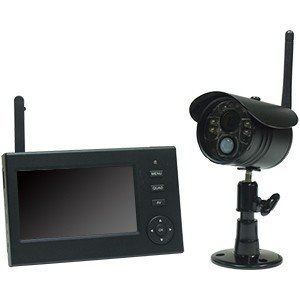 MT-WCM200 デジタルワイヤレスカメラ&録画機能搭載モニターセット  マザーツール|ydirect
