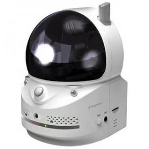 MTC-HE02IP 水平・垂直旋回型メガピクセルネットワークIPカメラ 【Home Eye ホーム・アイ】  マザーツール|ydirect