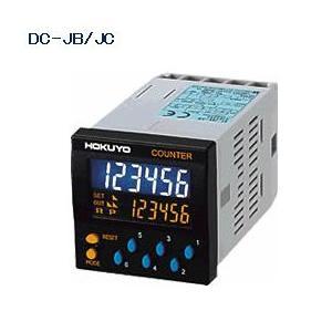 DC-JC6-DW 電子カウンタ 北陽電機    【送料無料】|ydirect