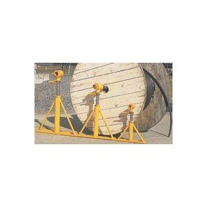 ISG5000 ケーブルジャッキ ISG−5000 2脚組 シャフト付 育良精機(IKURA) 【送料無料】 ydirect