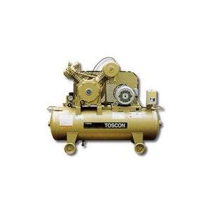 SP106-75T9 給油式 低圧エアコンプレッサ(圧力開閉器式) SP106-75T  東芝 トスコン 【破格値】|ydirect
