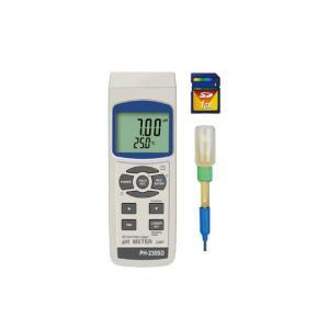 PH-230SD SDカードデータロガデジタルPHメータ マザーツール 【送料無料】 データホールド機能付 【大人気】|ydirect