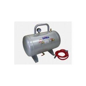 231930 AST-30 サブタンク・空気タンク(コンプレッサー用補助タンク) 精和産業(SEIWA) 【送料無料】|ydirect