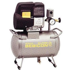 0.75LE-8T オイルフリーコンプレッサー(無給油式)(圧力開閉式) 日立産機システム ベビコン 【破格値】|ydirect
