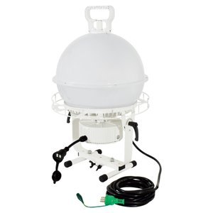 L300ADB-50K 日動工業 床置きLED投光器(三脚取付可能)??ディスクボール300W ydirect