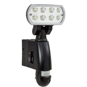 SLS-18W-C-60 日動工業 カメラ付きLEDセンサーライト   SLS-18W-C ydirect