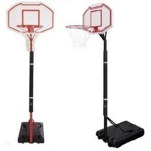 訳あり品 基本練習はこれ。レイアップの練習もOK。 ミニバス対応バスケットゴール(ポールパッド付) BG-260RD‐PD BG‐262BK‐PD yell-store