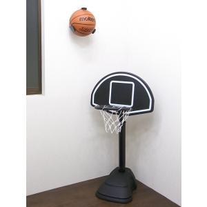 サインボール、記念ボール、お気に入りのボールを飾ろう! バスケットボール用ボールホルダー|yell-store