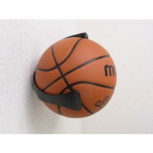 サインボール、記念ボール、お気に入りのボールを飾ろう! バスケットボール用ボールホルダー|yell-store|02