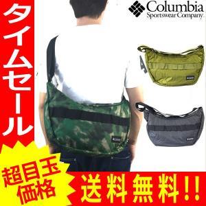 Columbia コロンビア メンズ ショルダーバック メッ...