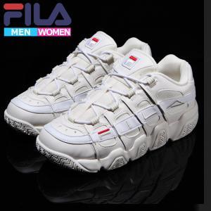 フィラ FILA スニーカー レディース メンズ ダッドシューズ ホワイト 白 BARRICADE XT 97 FS1HTB1052X FS1HTB1055X (fila11)|yellow