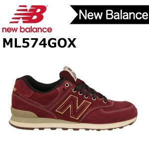 ニューバランス NEW BALANCE スニーカー ML574GOX new104【1206】