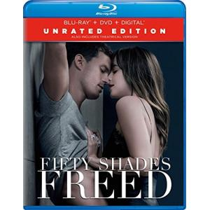 フィフティ・シェイズ・フリード[※日本語無し Blu-ray/DVD リージョンA/1](輸入版) -Fifty Shades Freed- [Blu-ray]