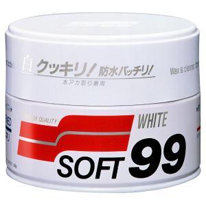 ソフト99 ニューソフト99 ホワイト W3|yellowhat