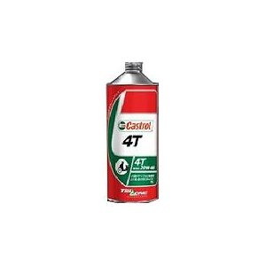 カストロール CASTROL 4T 1L 20W-40|yellowhat