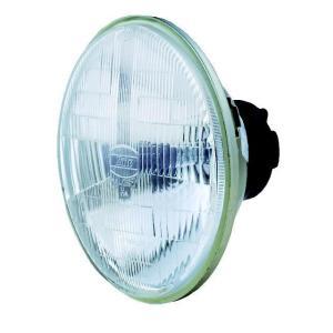 コイト 電球交換式ハロゲン ヘッドランプユニット  丸2灯式 HSSB-16-12HP|yellowhat