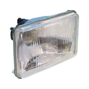 コイト 電球交換式ハロゲン ヘッドランプユニット  角2灯式 2HRSSB-12HP|yellowhat
