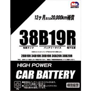 お買い得バッテリー 38B19R|yellowhat