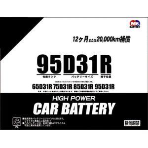 お買い得バッテリー 95D31R|yellowhat