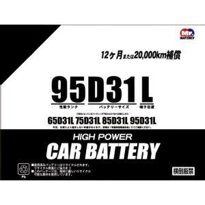 お買い得バッテリー 95D31L|yellowhat
