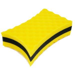 ワコー ラバータッチ洗車スポンジ CS-62|yellowhat